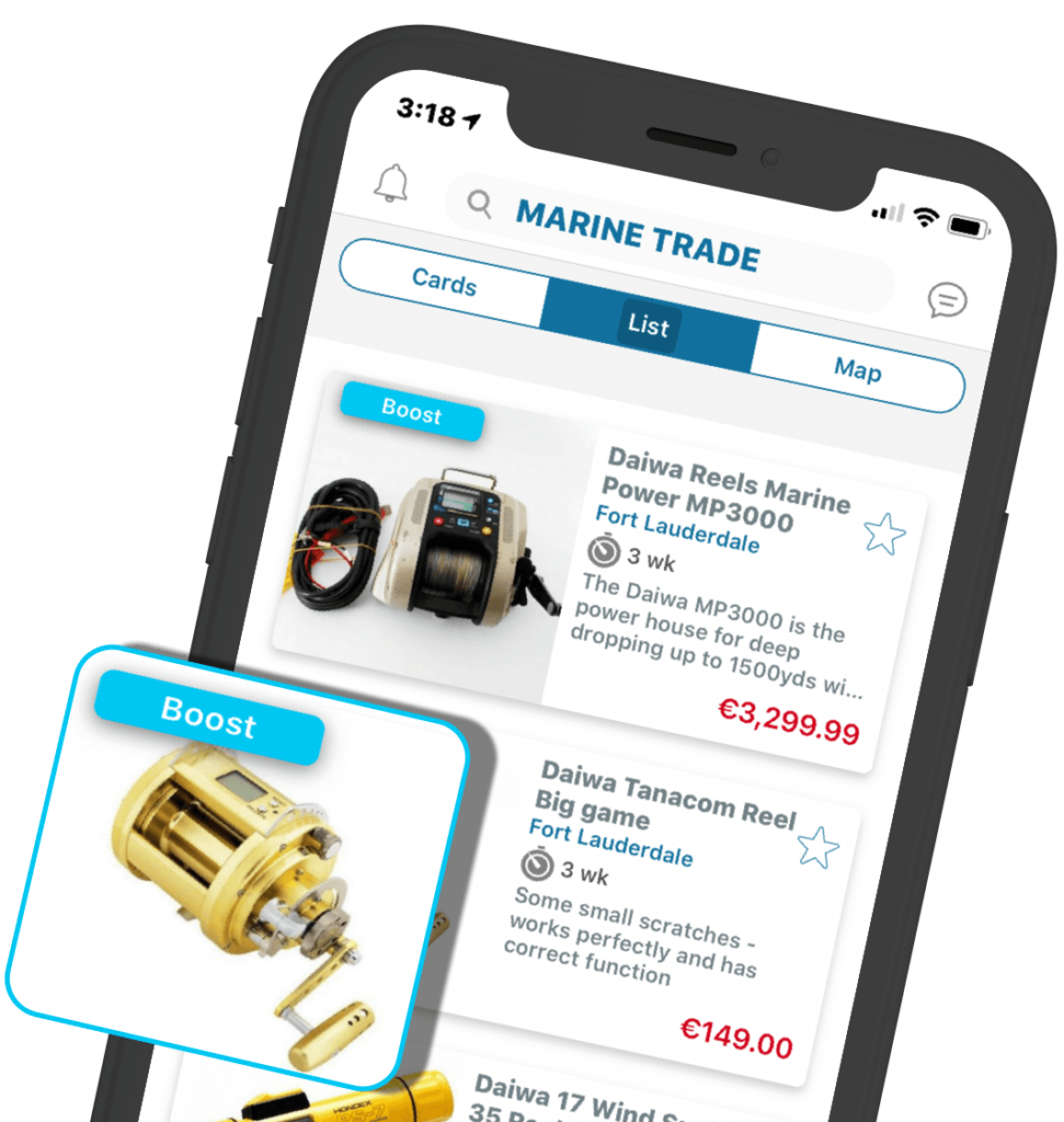 Marine Trade Boost Promotion